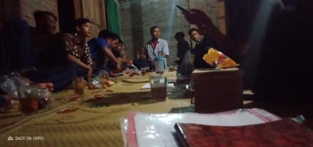 Pertemuan Rutin Pemuda Pemudi Beji Kulon