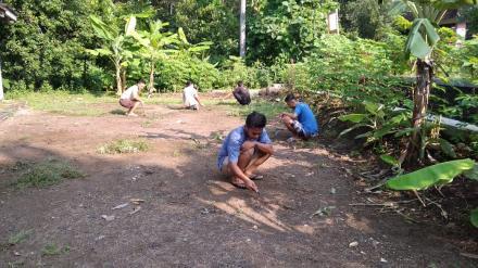 Kerjabakti Pemuda Pemudi Beji Kulon
