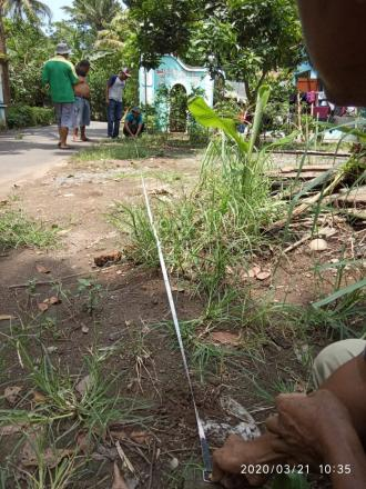 Giat Persiapan PTSL di Padukuhan Mangir Kidul