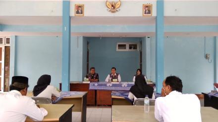Pelantikan PPS se-Kecamatan Pajangan
