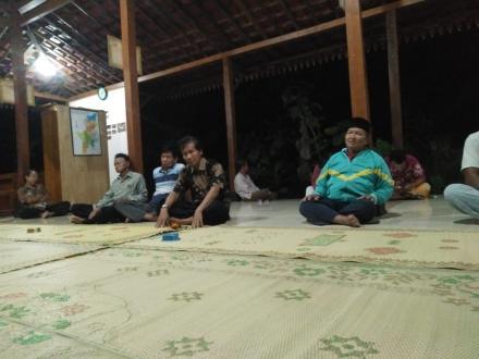 Sosialisasi dan Koordinasi PTSL Dusun Kamijoro