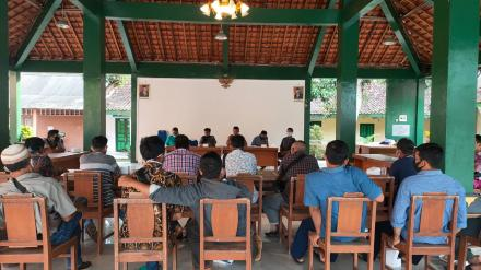 Sosialisasi Pelaksanaan Dana BKK dan P2MD Desa Sendangsari
