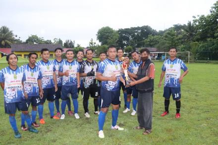 Hello Kitty Fc Juarai Trofeo Sendangsari Cup 2020