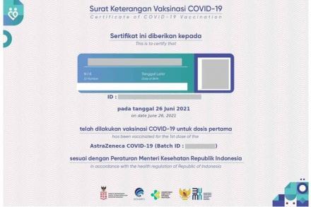 Tata Cara Cek dan Download Sertifikat Vaksin Covid-19