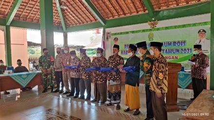 Pemerintah Kabupaten Bantul Berdayakan Kaum Rois di Wilayah Kapanewon Pajangan